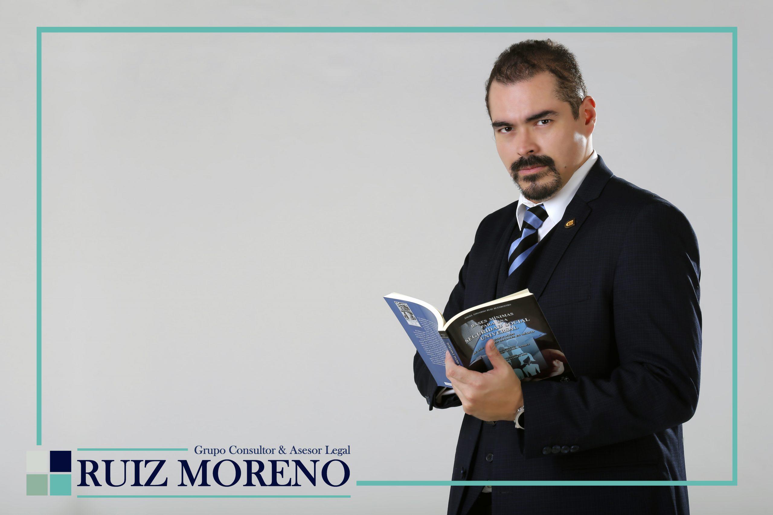 Dr. Ángel Edoardo Ruiz Buenrostro